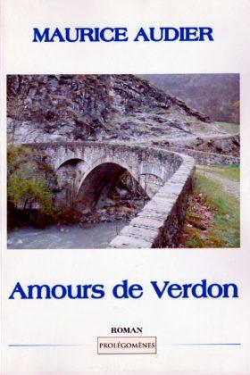 Amours de Verdon