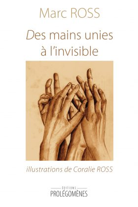 Des mains unies à l'invisible