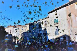 Pluie de Poèmes, à Sète, au festival «Voix Vives de Méditerranée en Méditerranée» 2017 !