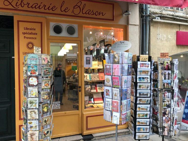 Danièle Audier Le Réveil du passé – Séance dédicace à la Librairie Le Blason le 21/10/2017