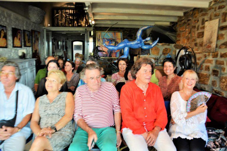 Hommage à Federico Garcia LORCA «Romancero Gitano» à la Dame du Castellet