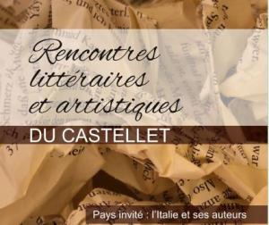 Marc Ross aux 3èmes Rencontres Artistiques et Littéraires du Castellet