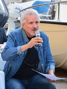 Société Nautique de la Corniche à Marseille et Marc ROSS-Soirée poétique du 15 juin 2018