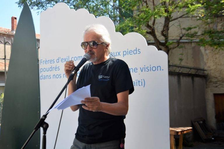 Marc ROSS à Sète Voix Vives de Méditerranée juillet 2018