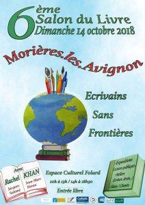 Marc ROSS à Morières-les-Avignon Le 14 octobre 2018