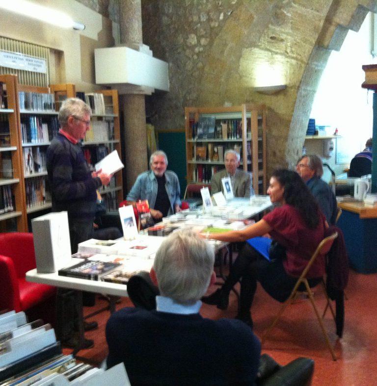 À la Bibliothèque de Saint-Cannat Découverte d'un éditeur local