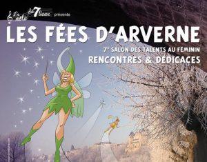 Les Fées d'Arverne 2018 à Pont-du-Château les 8 et 9 décembre