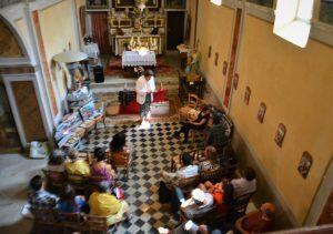 Retour sur les « Rencontres de Parole d'Aiglun » du 31 août et 01 septembre.