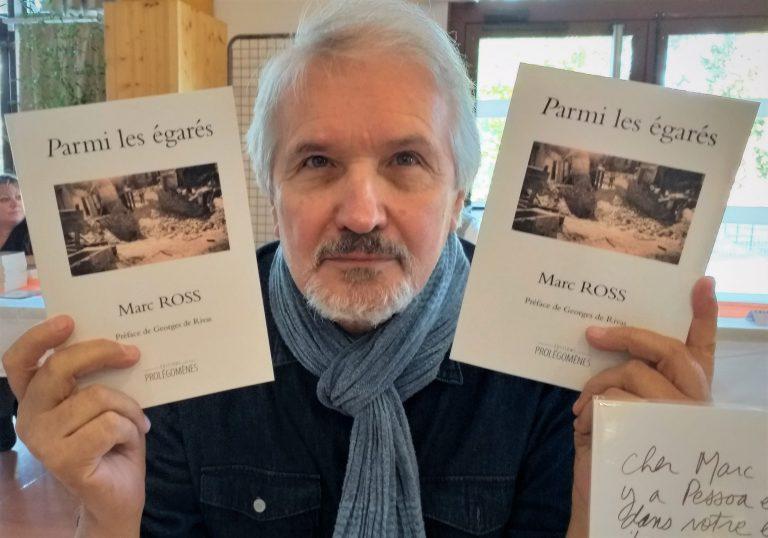 Retour sur le 7ème Salon du Livre de Morières-Lès-Avignon et l'accueil de Parmi les égarés