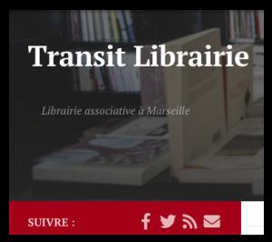Marc Ross le 30 novembre à la Librairie Transit à Marseille