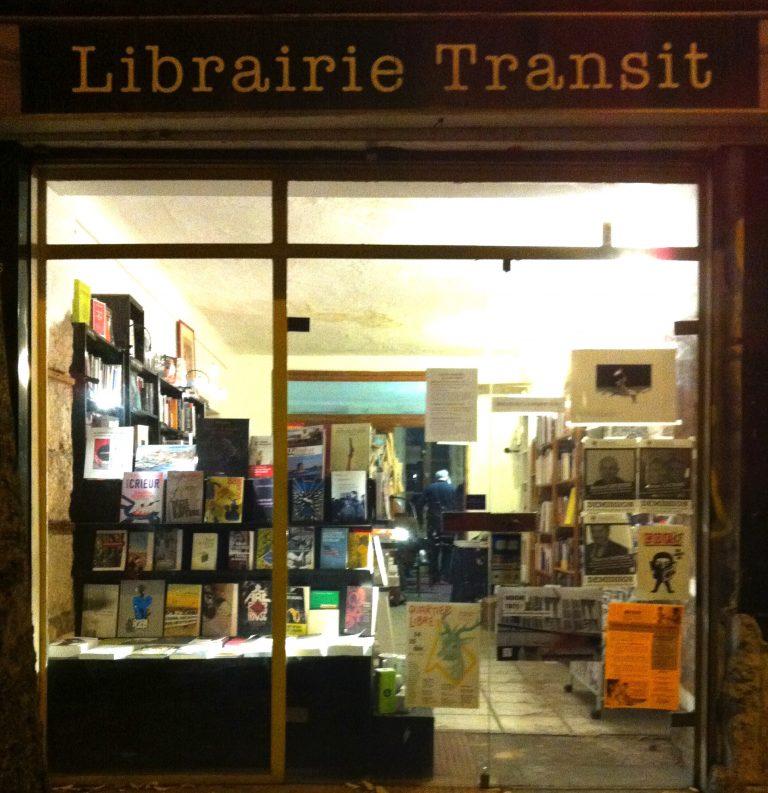 Retour sur la rencontre du 30/11 à la librairie Transit