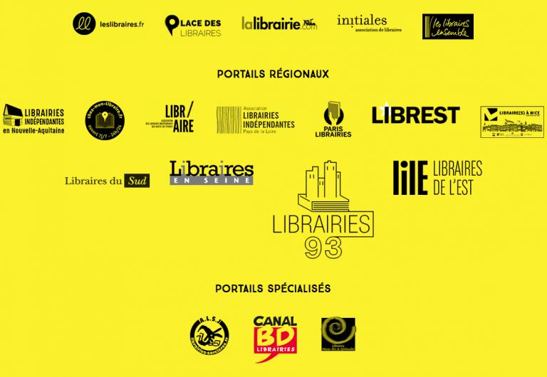 Librairies partenaires 2020