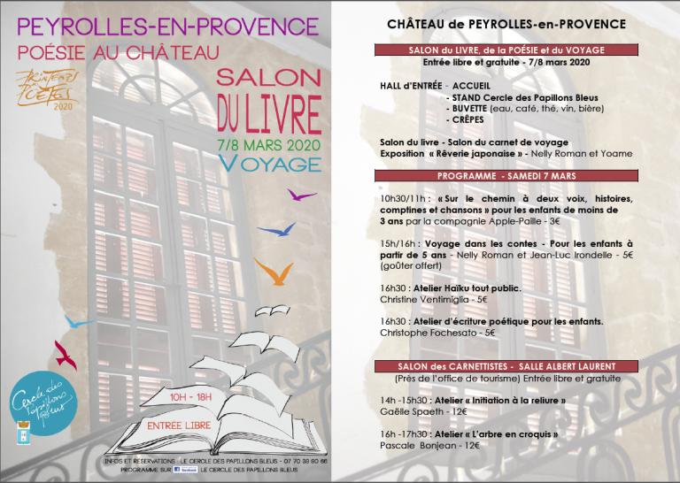 Prolégomènes à Peyrolles-en-Provence