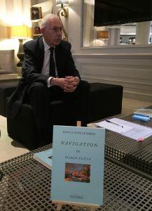 Retour sur la Rencontre-signature de «Navigation» par J. C. Le Barde au Grand Hôtel Roi René le 12/06