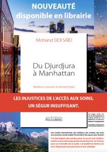 Mohand Sidi Saïd Du Djurdjura à Manhattan Ce livre est le fruit de deux années de travail…