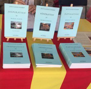 Fuveau 2020 Retour sur le 31ème Salon littéraire du Pays d'Aix avec Jean-Claude Le Barde