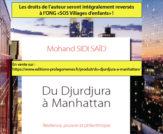 L'entreprise solidaire et la responsabilité sociale. Conférence de Mohand Sidi Saïd au PAAP