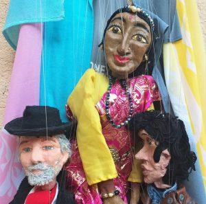 Claudine et Marc Ross à Sète 2021